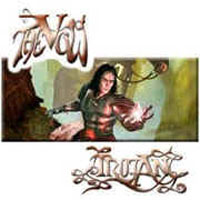 Trojan by VOW, THE album cover