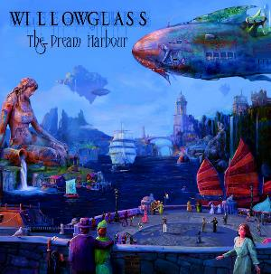 The Dream Harbour by WILLOWGLASS album cover