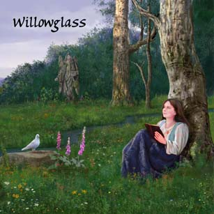 Willowglass - Willowglass CD (album) cover