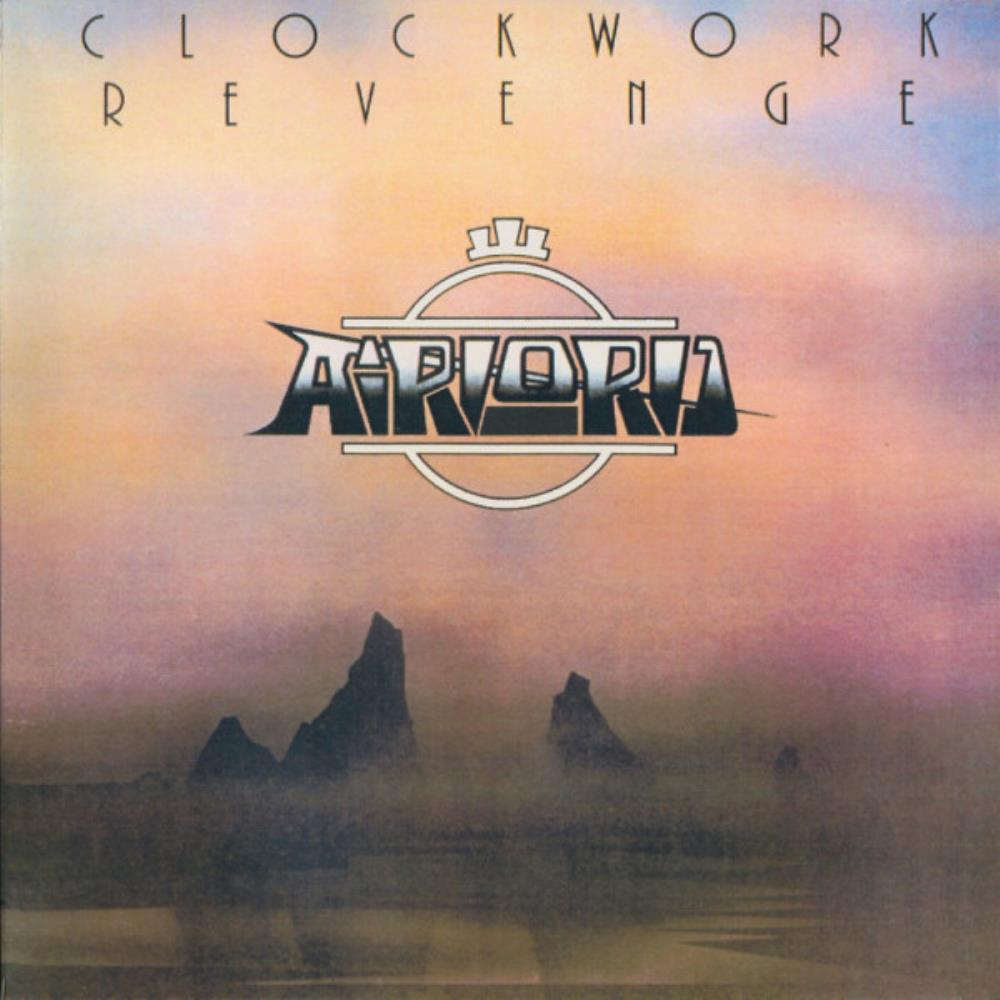Clockwork Revenge by AIRLORD album cover