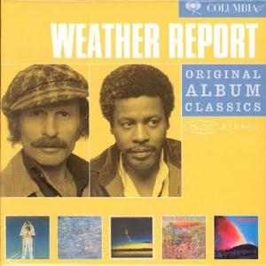 Weather Report Original Album Classics - Weather Report album cover