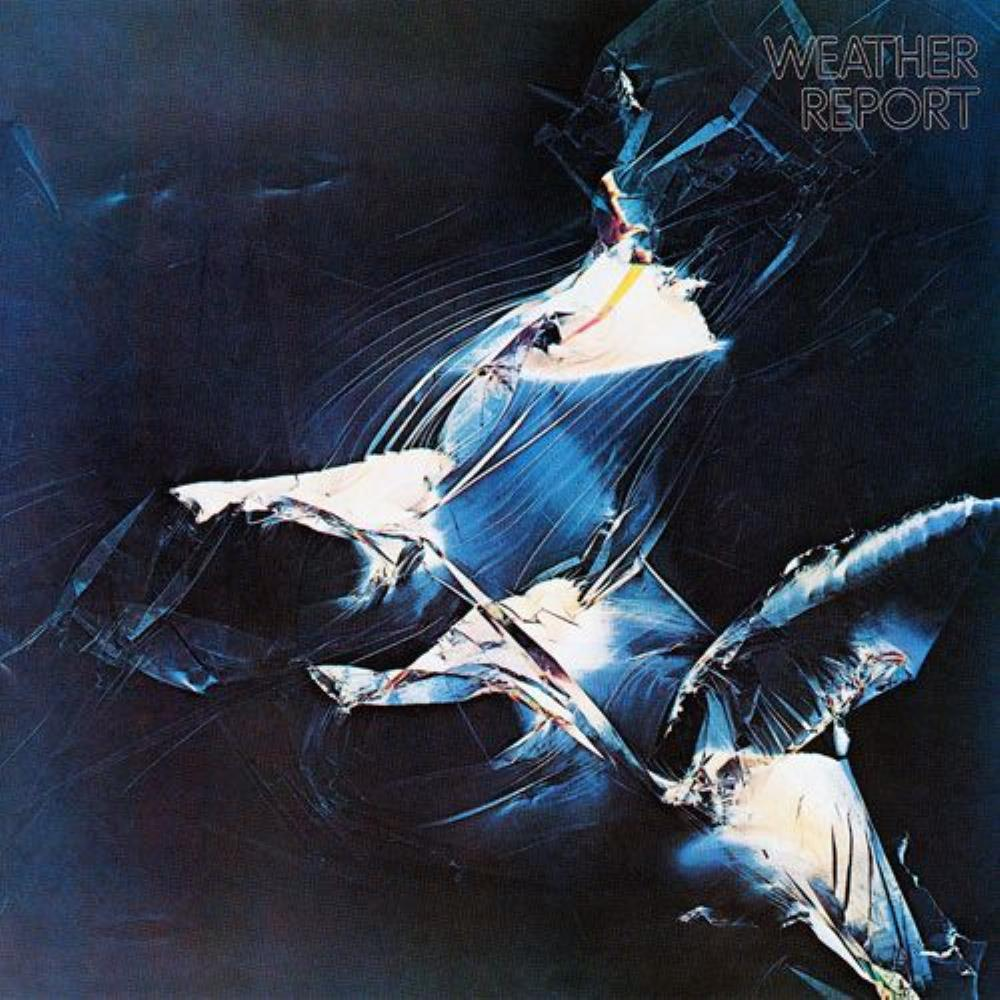 Weather Report Weather Report album cover
