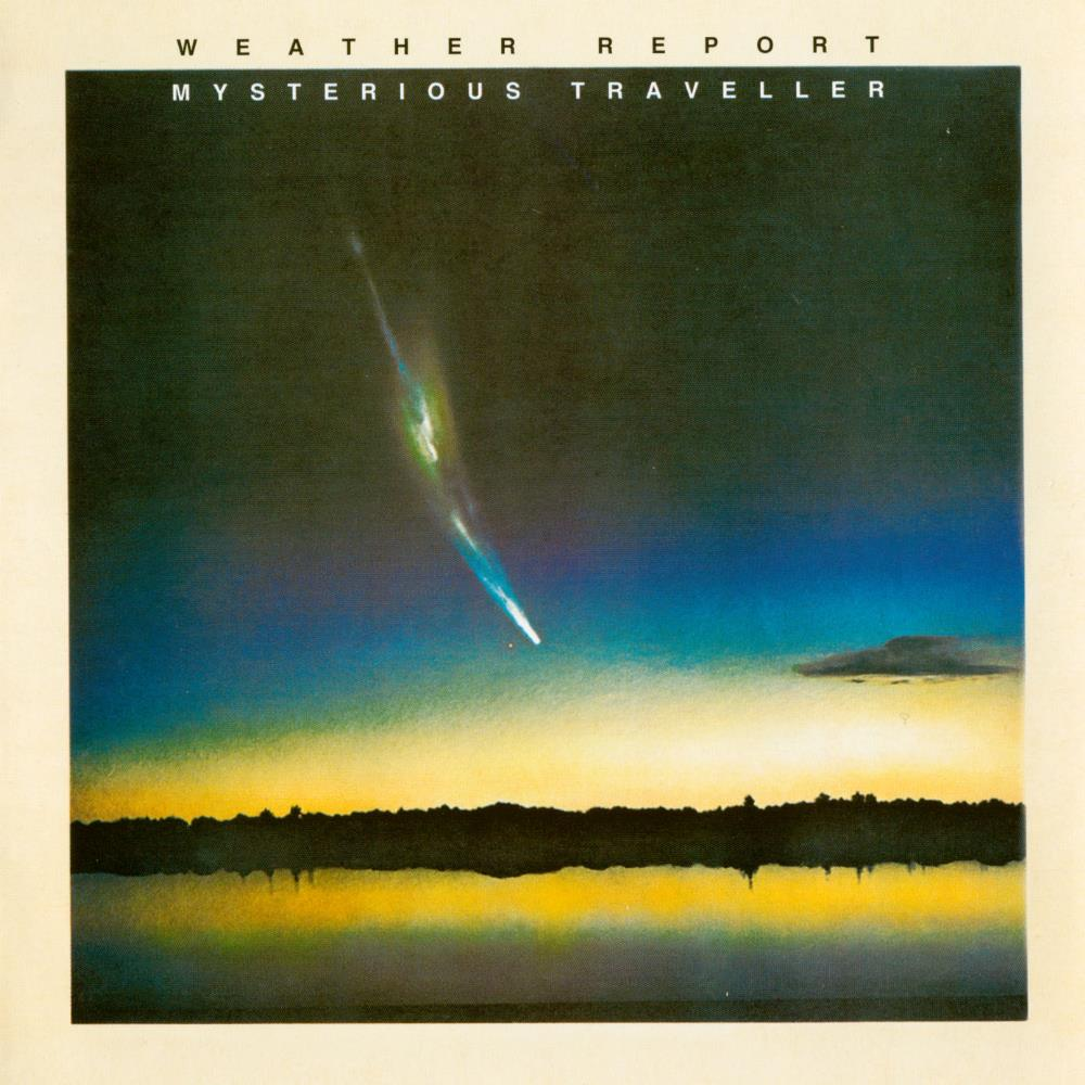 Weather Report - Mysterious Traveller CD (album) cover