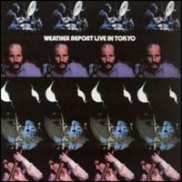 Weather Report Live In Tokyo album cover