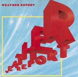 Weather Report - Weather Report (1982) CD (album) cover