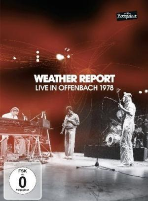 Weather Report Live In Offenbach 1978 album cover
