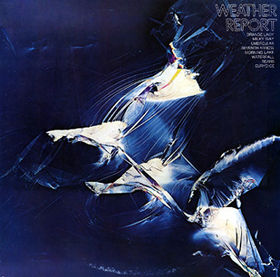 Weather Report - Weather Report CD (album) cover
