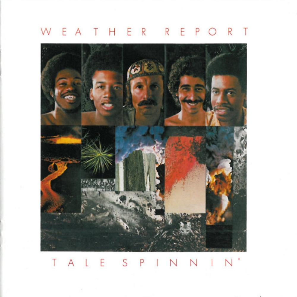 Tale Spinnin' by WEATHER REPORT album cover