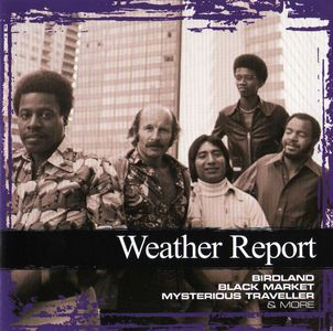 Weather Report Collections album cover