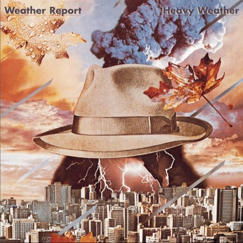 Heavy Weather by WEATHER REPORT album cover