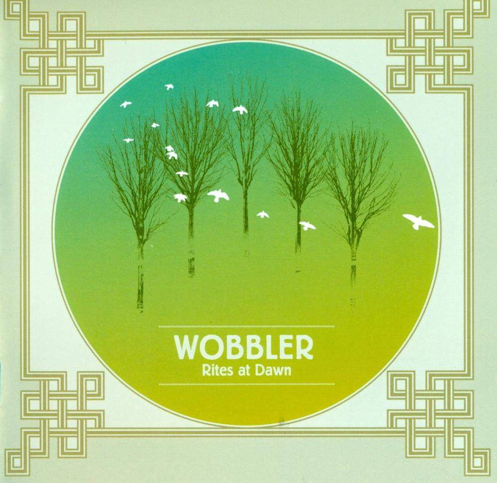 Rites At Dawn by WOBBLER album cover