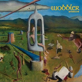 Wobbler - Afterglow CD (album) cover