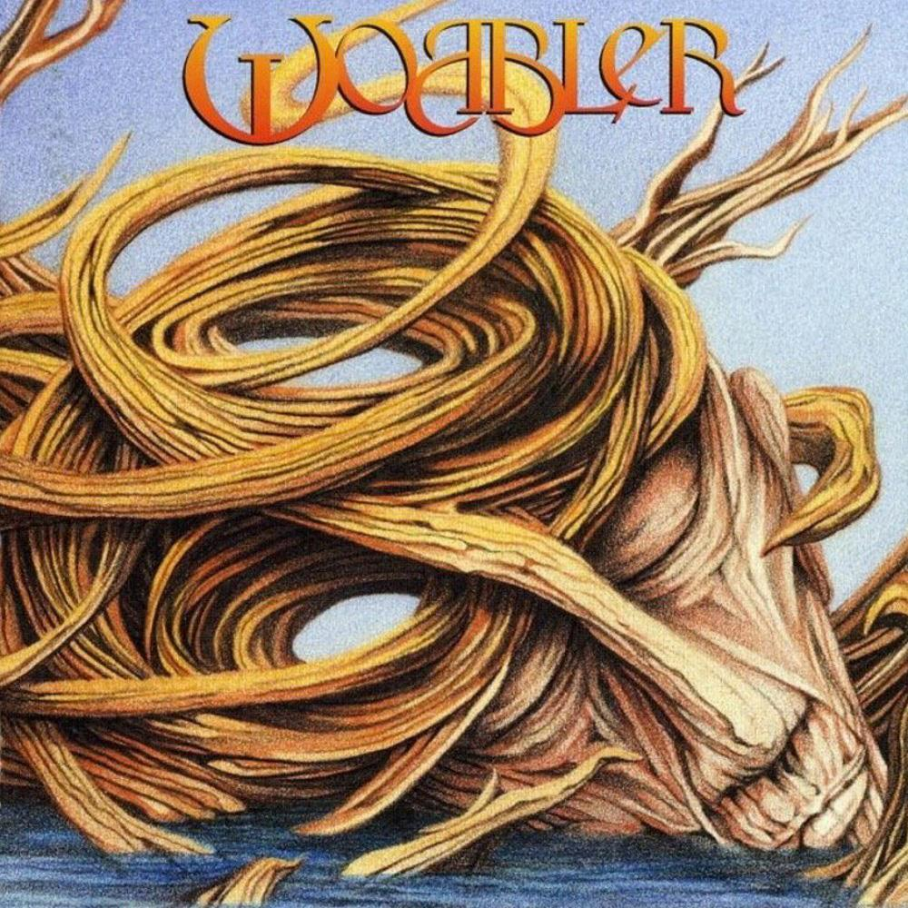 Wobbler - Hinterland CD (album) cover