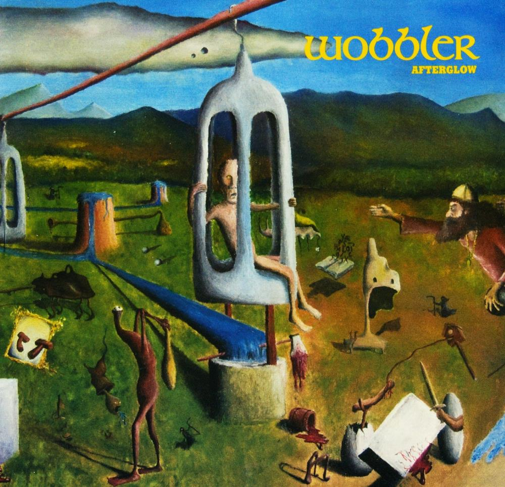 Afterglow by WOBBLER album cover
