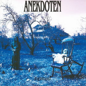 Anekdoten - Vemod CD (album) cover