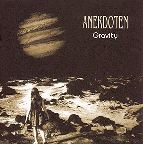 Anekdoten - Gravity CD (album) cover