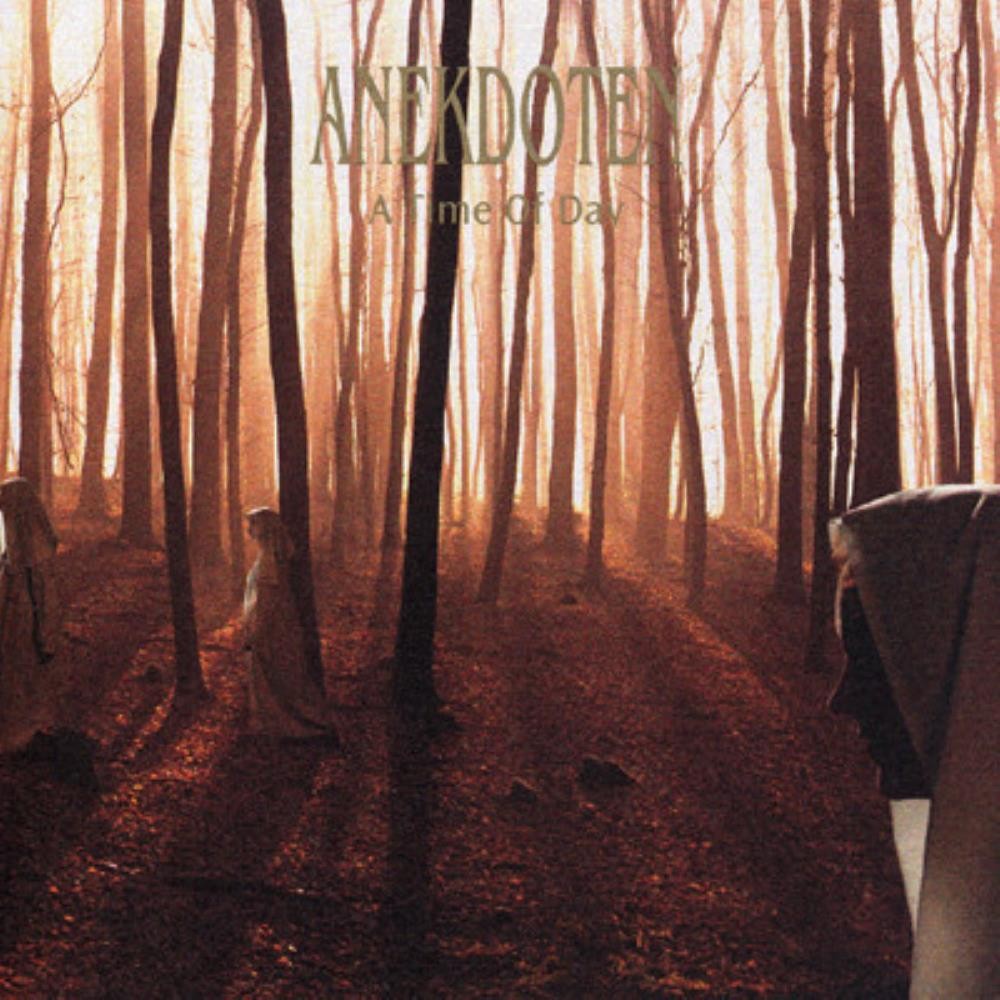 Anekdoten - A Time Of Day CD (album) cover