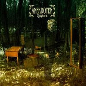 Anekdoten - Chapters CD (album) cover