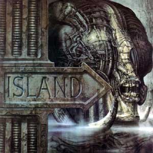 Island - Pictures CD (album) cover