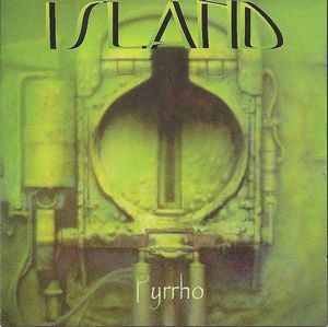 Pyrrho by ISLAND album cover