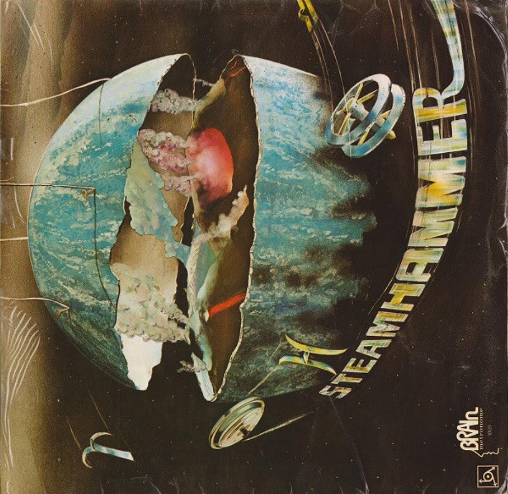 Speech by STEAMHAMMER album cover