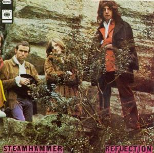 Reflection by STEAMHAMMER album cover