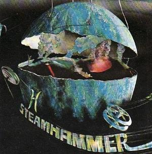 Steamhammer - Speech CD (album) cover
