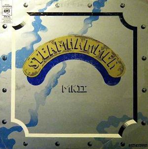 MK II  by STEAMHAMMER album cover