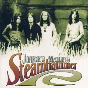 Junior's Wailing  by STEAMHAMMER album cover