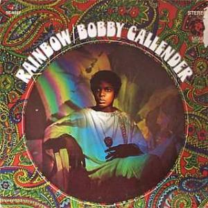 Bobby Callender - Rainbow CD (album) cover
