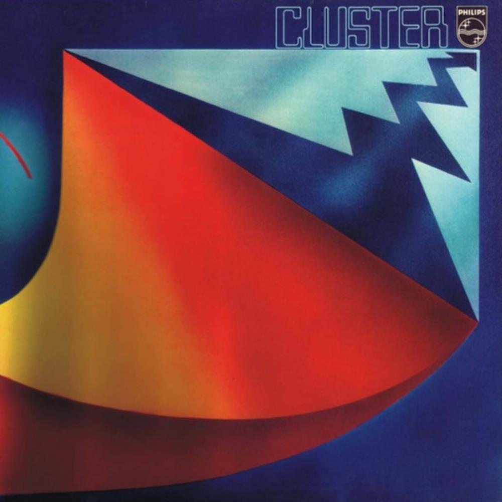 Cluster by CLUSTER album cover