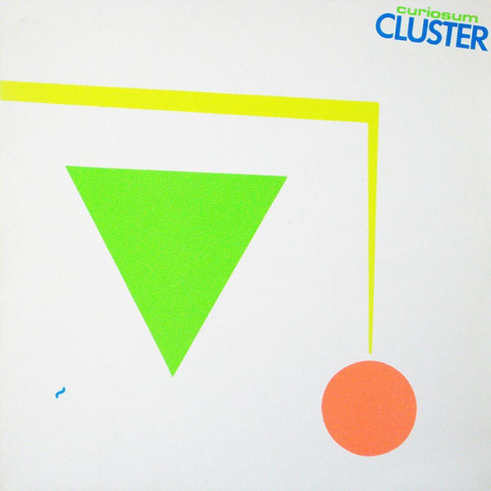 Curiosum by CLUSTER album cover