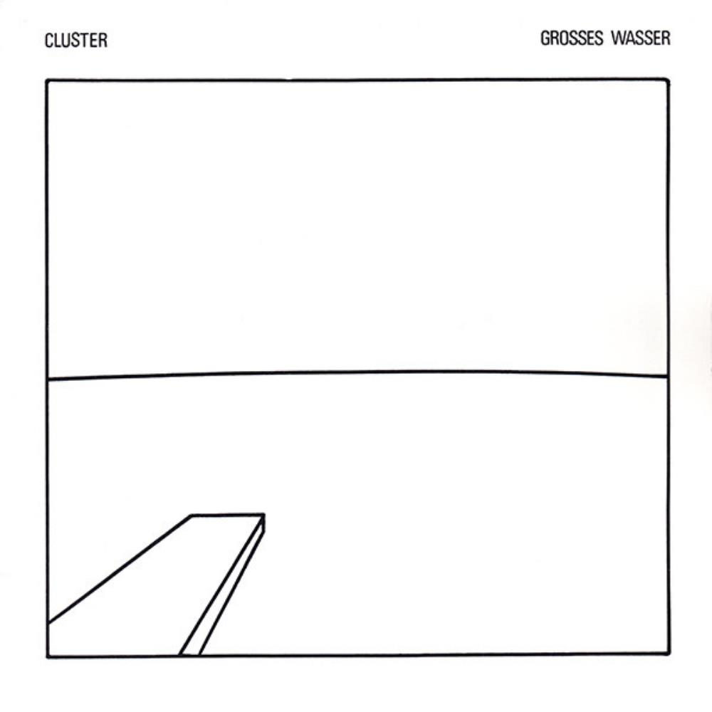 Grosses Wasser by CLUSTER album cover