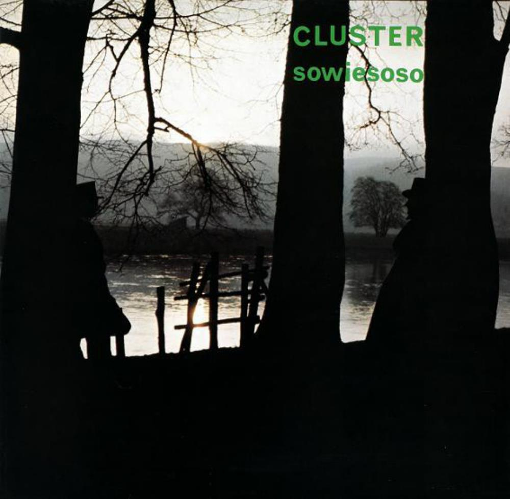 Sowiesoso by CLUSTER album cover