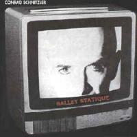 Conrad Schnitzler - Ballet Statique CD (album) cover