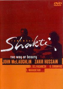 Shakti With John McLaughlin Remember Shakti - The Way of Beauty album cover
