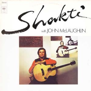 Shakti with John McLaughlin by SHAKTI WITH JOHN MCLAUGHLIN album cover