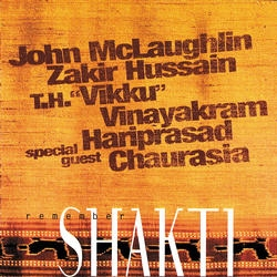 Shakti With John McLaughlin - Remember Shakti CD (album) cover