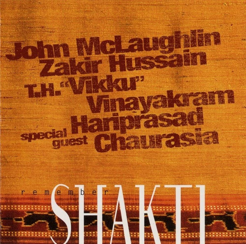 Shakti With John McLaughlin Remember Shakti album cover