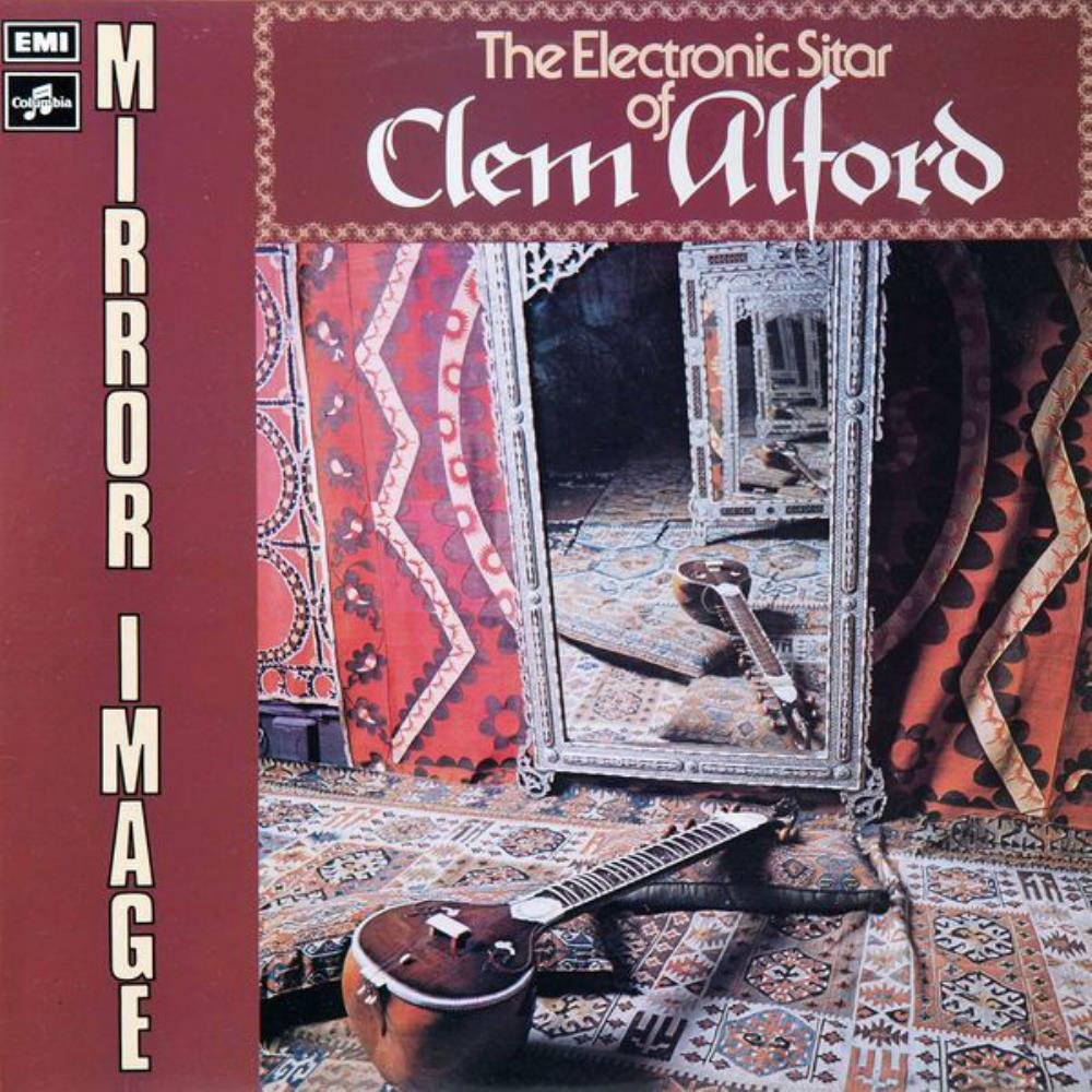 Clem Alford Mirror Image album cover
