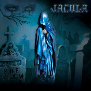 Jacula - Pre Viam CD (album) cover