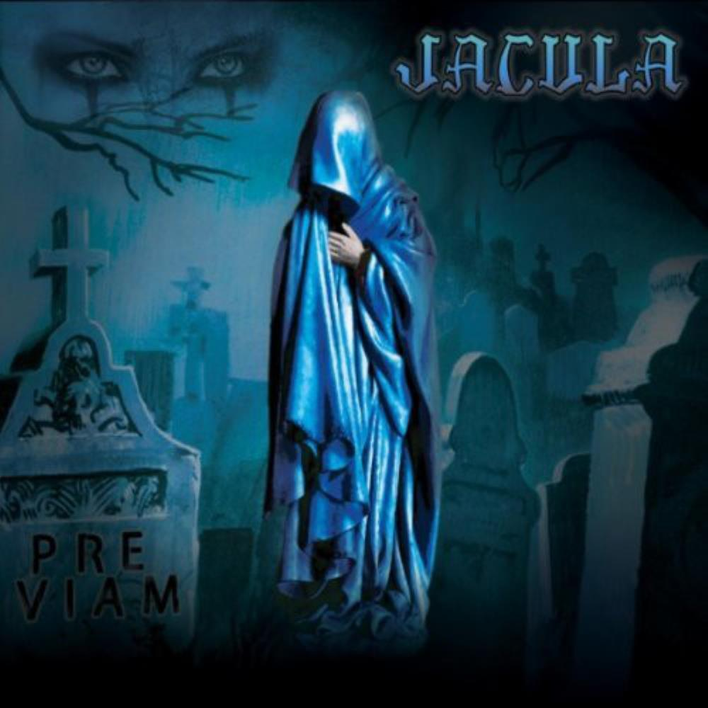 Pre Viam by JACULA album cover