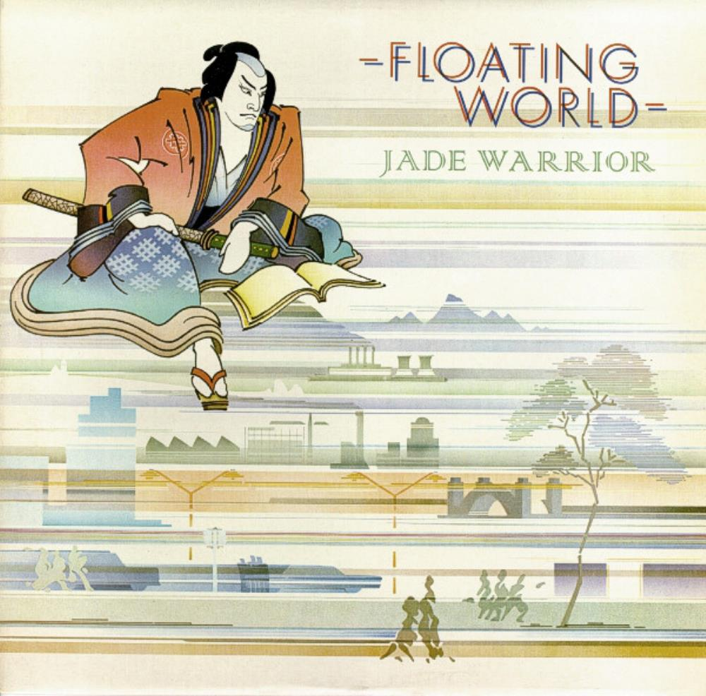 Jade Warrior - Floating World CD (album) cover