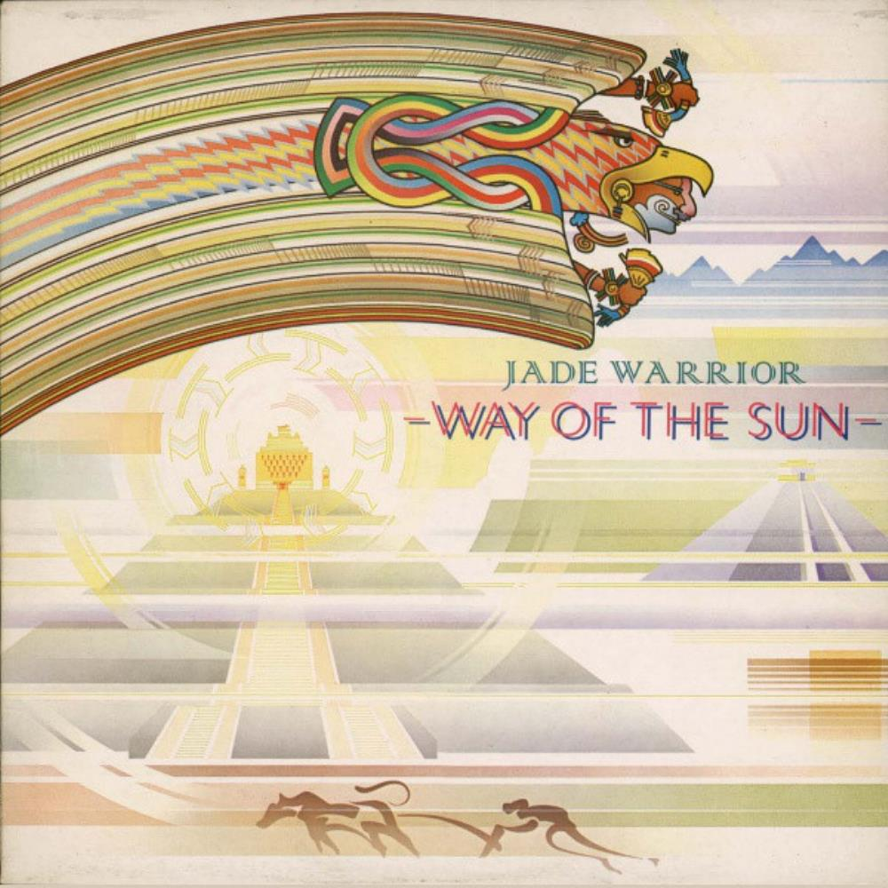 Jade Warrior - Way Of The Sun CD (album) cover