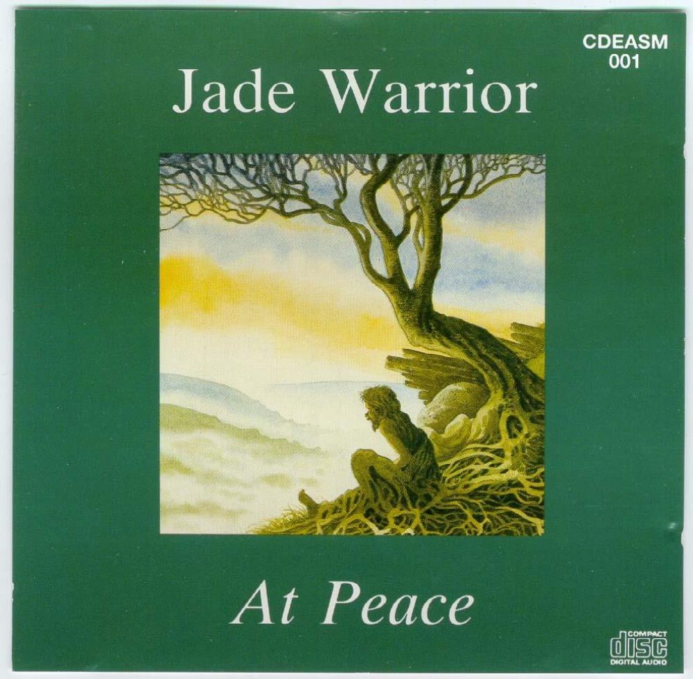 Jade Warrior - At Peace CD (album) cover