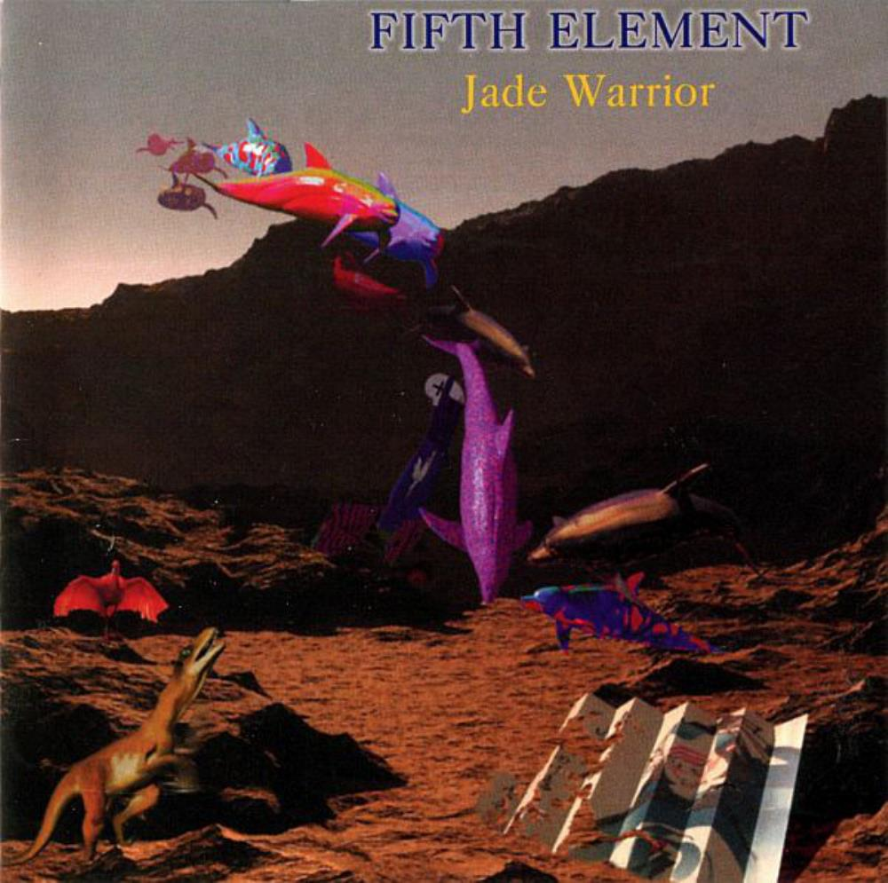 Fifth Element by JADE WARRIOR album cover