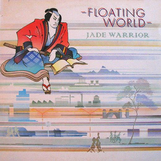 Jade Warrior Floating World  album cover