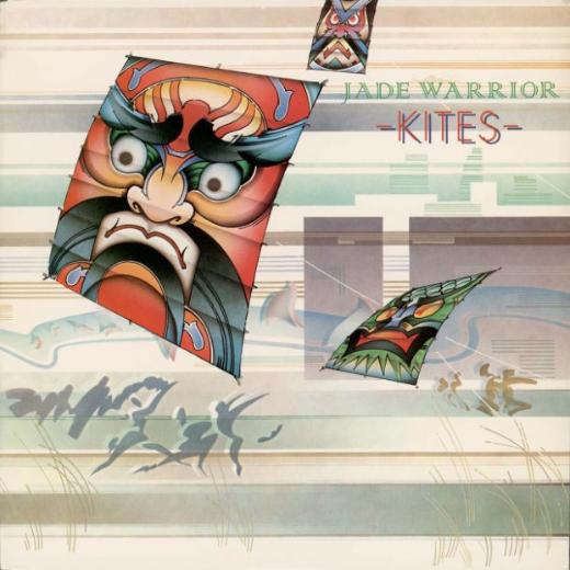 Jade Warrior - Kites CD (album) cover