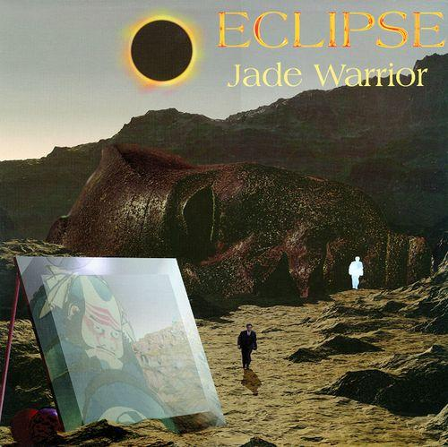 Jade Warrior - Eclipse CD (album) cover