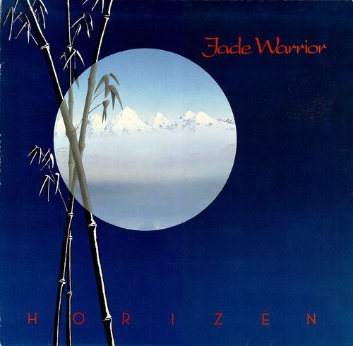 Jade Warrior - Horizen  CD (album) cover